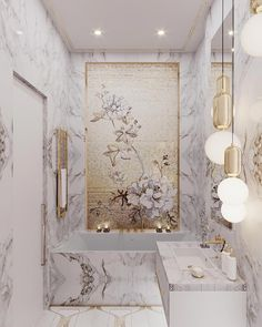 awesome marble in shower design ideas 37