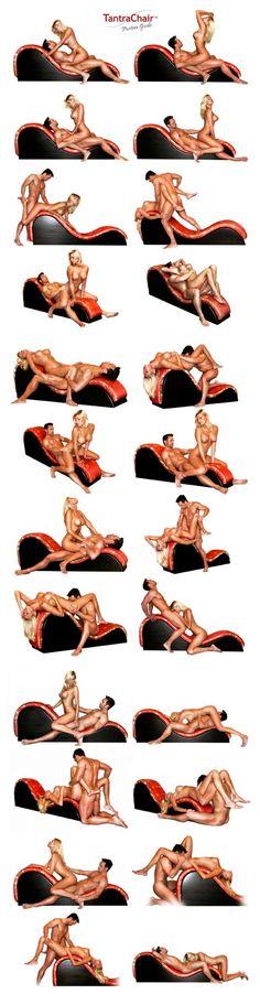 El Tantra Chair es un sillón especial para tener sexo ya que permite realizar variadas posturas sin problemas ya que no te resbalas en él, sino que te mantiene concentrado en lo importante. Según s...