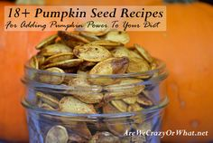 The best pumpkin seed recipes on the internet--sweet, spicy and salty. These recipes include tips and tricks for roasting homemade pumpkin seeds.