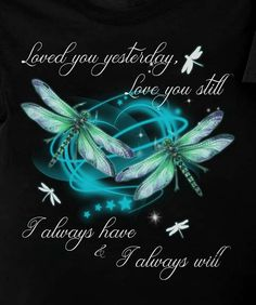 DIY diamond painting black background dragonfly figure mosaic cartoon diamond wall sticker home decoration cross stitch Dragonfly Quotes, Dragonfly Art, Dragonfly Tattoo, Dragonfly Images, Miss You Mom, Love You, My Love, Memories Quotes, After Life
