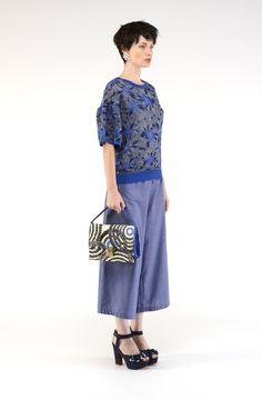 #fashion #erikacavallini #ss15