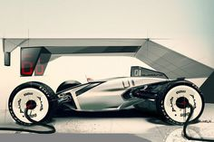 AUDI Electric Soapbox Degree project on Behance: