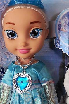Frozen lalka Elsa 40cm śpiewa Kraina Lodu Nowość