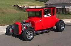 Hot Rod of the Week: 1926 Ford