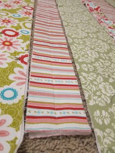 do it yourself divas: DIY: Flannel Baby Rag Quilt REPOSTED
