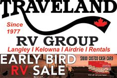 Fuel Up For The Road with Traveland RV SuperCentre – CKNW On Air Contest - GlobalNews Contests & Sweepstakes