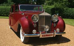 This 1952 Rolls-Royce Phantom IV Sedanca de Ville is a rare vehicle, as only 18 of the Phantom IV chassis were ever built.
