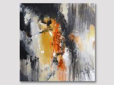 Original XXL abstract painting, extra large work of art, modern fine art…