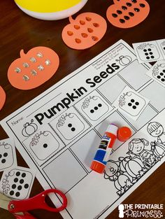 Check out these easy-prep, super engaging math and literacy activities! Perfect for K (and homeschool!).