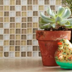 Tile a Kitchen Backsplash - Lowe's Creative Ideas