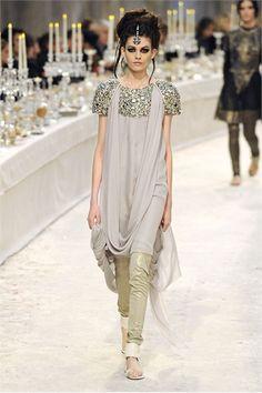 Chanel, Paris-Bombay Pre-Fall 2012...FAV SHOW OF THE SEASON!!!!