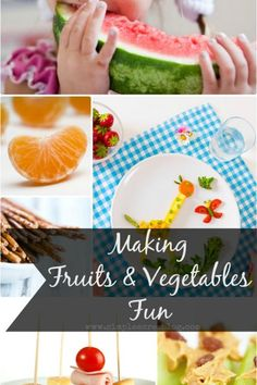 9 Simple Ways to Help Your Kids Eat a Healthy Diet. Sometimes feeding your kids a healthy diet seems like an overwhelming task. A registered dietician gives her top tips to help your kids love fruit and vegetables. Healthy Eating Recipes, Healthy Snacks For Kids, Kid Snacks, Healthy Food, Thyme Recipes, Fun Recipes, Delicious Recipes, Eat Fruit, Cooking With Kids