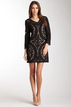 New Wave Tunic Dress by Yoana Baraschi on @HauteLook