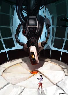 GLaDOS Quotes | Portal 2 - Greatest GLaDOS Quotes - YouTube