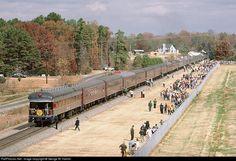 RailPictures.Net Photo: Georgia on My Mind New Georgia Railroad Business Car at Alto, Georgia by George W. Hamlin