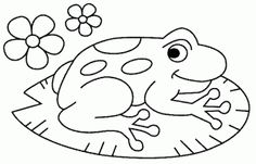 desenhos sapinhos colorir atividades escolares  (1)