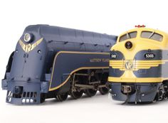 VR-Enthusiast - Steam Locomotives - S class