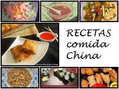 Hoy el Colaborativo con RED FACILISIMO lo haremos con recetas riquísimas de comida Oriental o China.Os gusta este tipo de comida? A mí personalmente me encanta, y en casa también gusta mucho, por lo que he tenido que ir indagando para hacer algunas recetas yo misma en