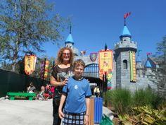 Road trip around Florida Legoland again Day 10 - Exploramum & Explorason
