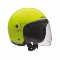 Fiberglass shell El'met - Accessories Scooter Helmet, Road Trip, Yellow, Hats, Accessories, Shell, Hat, Road Trips, Hipster Hat