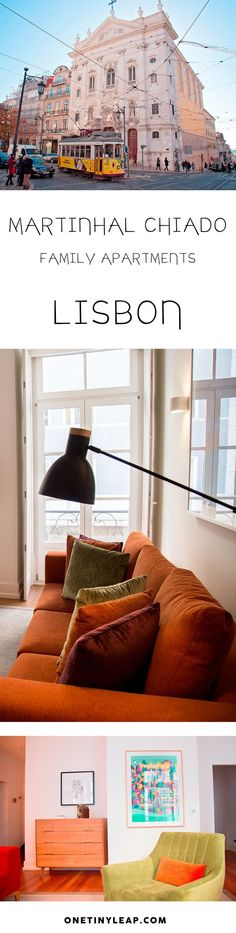 Family Friendly hotel in Lisbon - Come discover Martinhal Chiado on our review