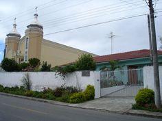 Igreja ucraniana de São José dos Pinhais