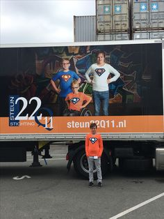 """#22Q11 #superhelden campagne #awareness #bekendheid 22Q11 #syndroom #steun22q11 mijn trots bij """"zijn"""" trailer"""