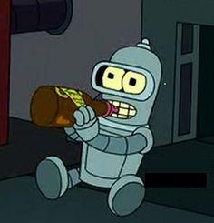 Bender, futurerama