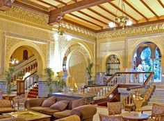 Alhambra Palace Hotel, Granada
