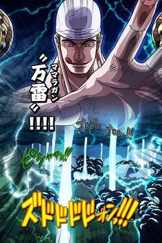 The one n only god Enel One Piece World, 0ne Piece, In This World, Blackbeard One Piece, Nico Robin, Naruto Art, Jojo's Bizarre Adventure, Manga Anime, One Piece