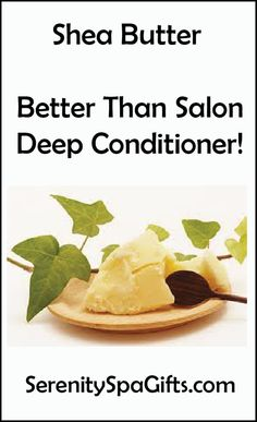 Shea Butter has stearic and oleic acid and they are great moisturizers. This would be best for very dry hair. Allantoin is also in shea butter