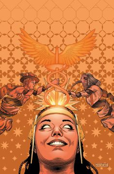 PROMETHEA BOOK THREE j.h. williams III