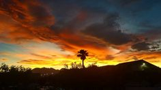 Want to know why I live in Summerlin? #sunset #summerlinlv #lasvegas #clouds #redrock #mountains #summerlin #lifestyle #love
