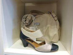 Everybody shoe and Nygard purse