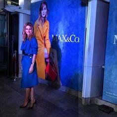 The Olivia Palermo Lookbook : Olivia Palermo At Max & Co Event