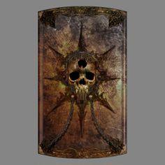 Cursed Shield / Dark Souls 2′s Shield Design Contest