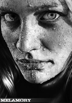 50 Excellent Examples of Portrait Drawing