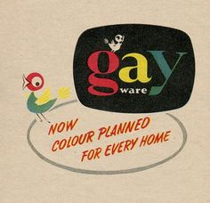 I think it's safe to say that most Australian vintage lovers lust after Gay Ware and I'm certainly no different.