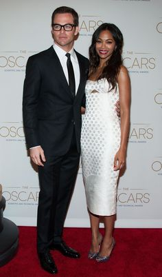 Zoe Saldana And Chris Pine Pine Zoe, Crew Reboot,...