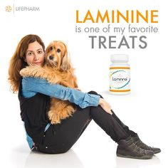 Show your pets how much you love them. #dog #pets #pethealth #Laminine