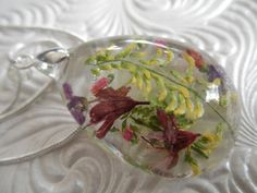 Thundercloud Plum BlossomsYellow by giftforallseasons on Etsy