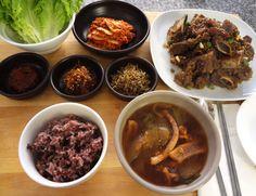 Makgalbijjim (Braised beef short ribs) recipe - Maangchi.com