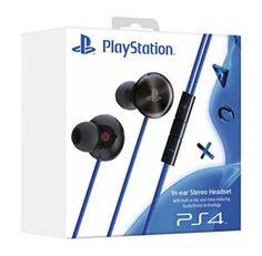 Sony  Auriculares Estéreo (PlayStation 4)