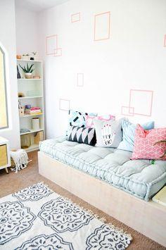 24 Modern + Eclectic DIY Decor Ideas for Geminis via Brit + Co