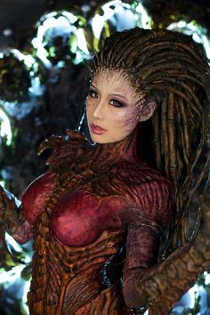 [BLIZZARD] StarCraft II : Heart of the Swarm – Kerrigan | Spiral Cats