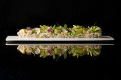 Cedric Vongerichten's Peekytoe Crab Salad -- The Chefs Connection #food #photography