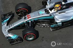 Lewis Hamilton, Mercedes AMG Photo by Charles Coates / Motorsport Images on June 2017 at Azerbaijan GP. Browse through our high-res professional motorsports photography Mercedes Amg, Mercedes Petronas, F1 2017, Lewis Hamilton, F1 Racing, Motogp, Cars, Photography, Blog