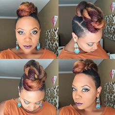 Exquisite Hairstyles For Kids Ideas Shaved Side Hairstyles, African Braids Hairstyles, Braided Hairstyles, Relaxed Hairstyles, Black Hairstyles, Braided Updo, Natural Hair Updo, Natural Hair Styles, Tapered Hair