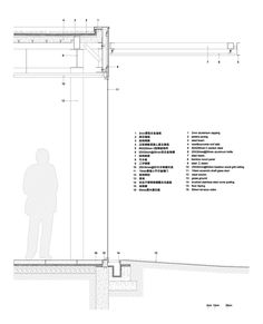 Image 13 of 19 from gallery of Harvest Pavilion / Vector Architects. detail section 02