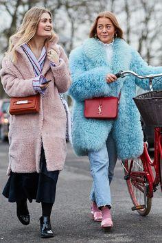 Copenhagen Fashion Week Street Style February 2018